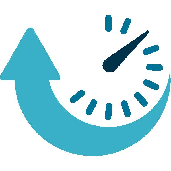 tiempo de actividad de las flotas smarthub