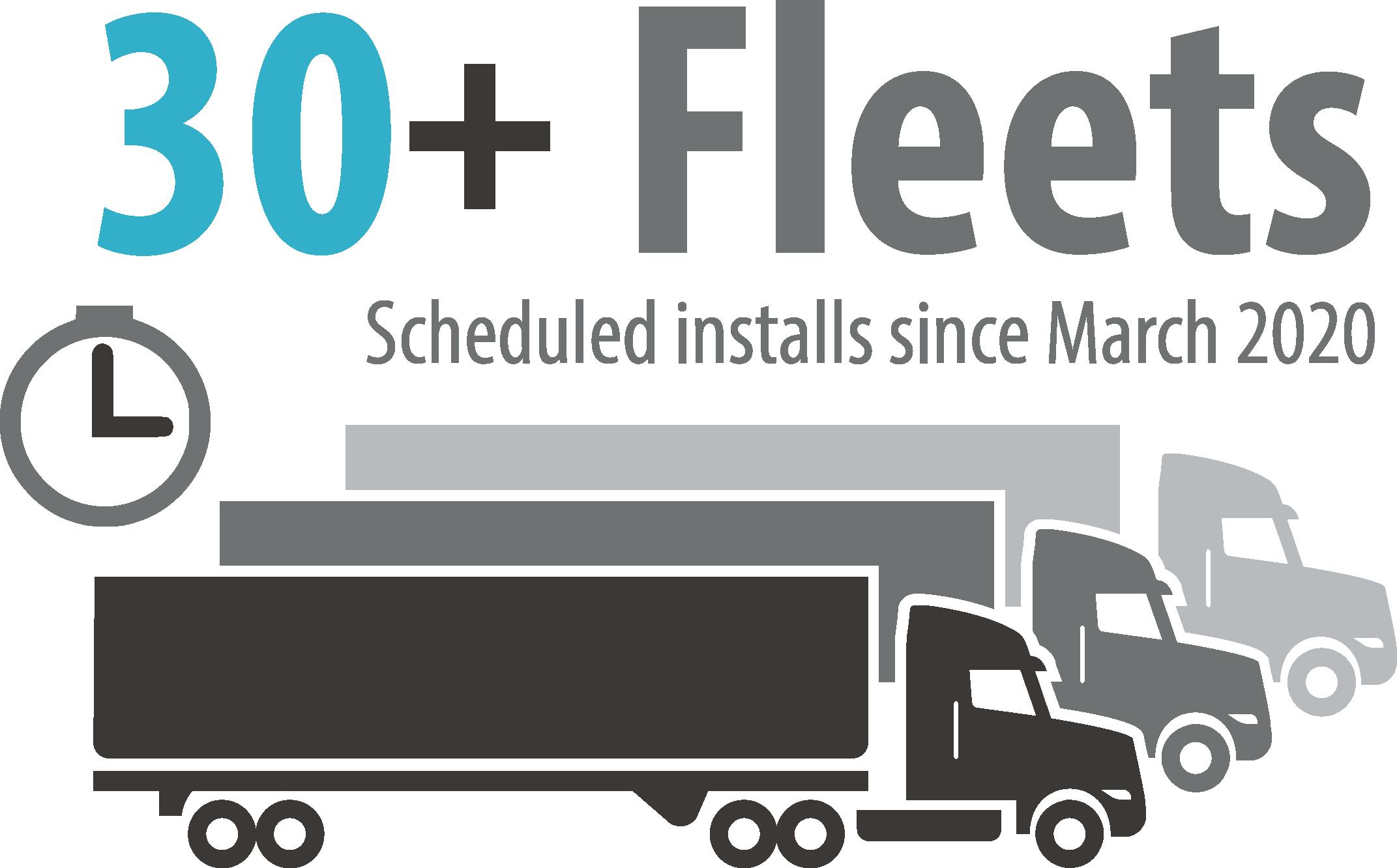 30 Fleets